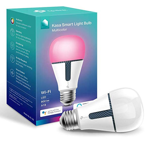 TP-Link Smart Light Bulb