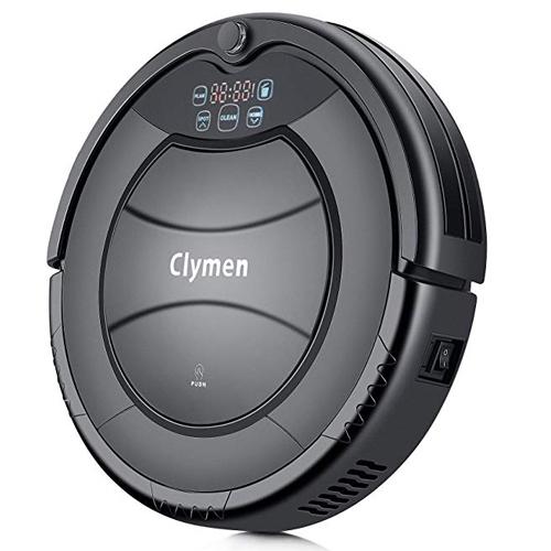 Clymene Q7 Robot Vacuum Cleaner